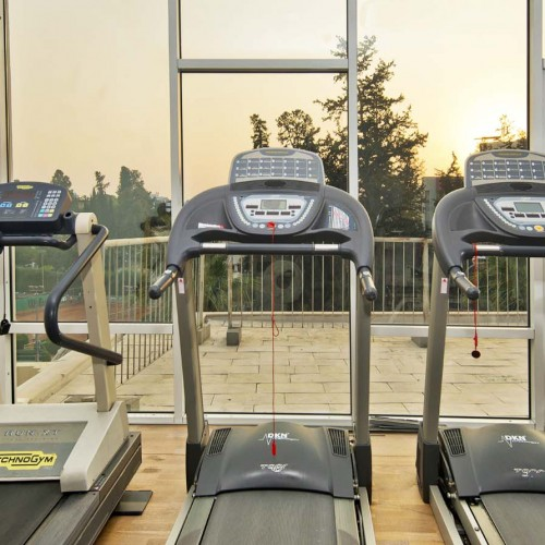 The Classic Hotel Gym