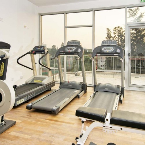 Exercise in our fully equipment gym