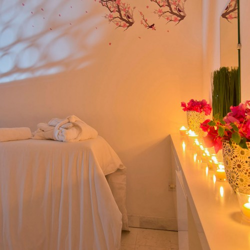 Relax in our soothing Spa